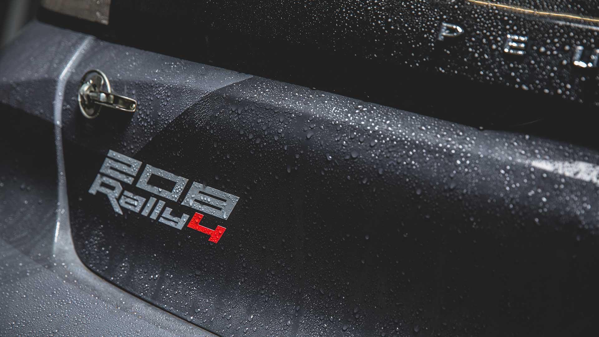 Peugeot-208 Rally 4